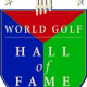 World Golf Hall of Fame Logo